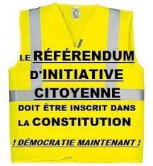But et organisation de l'opération RIC (Référendum d'Initiative Citoyenne)